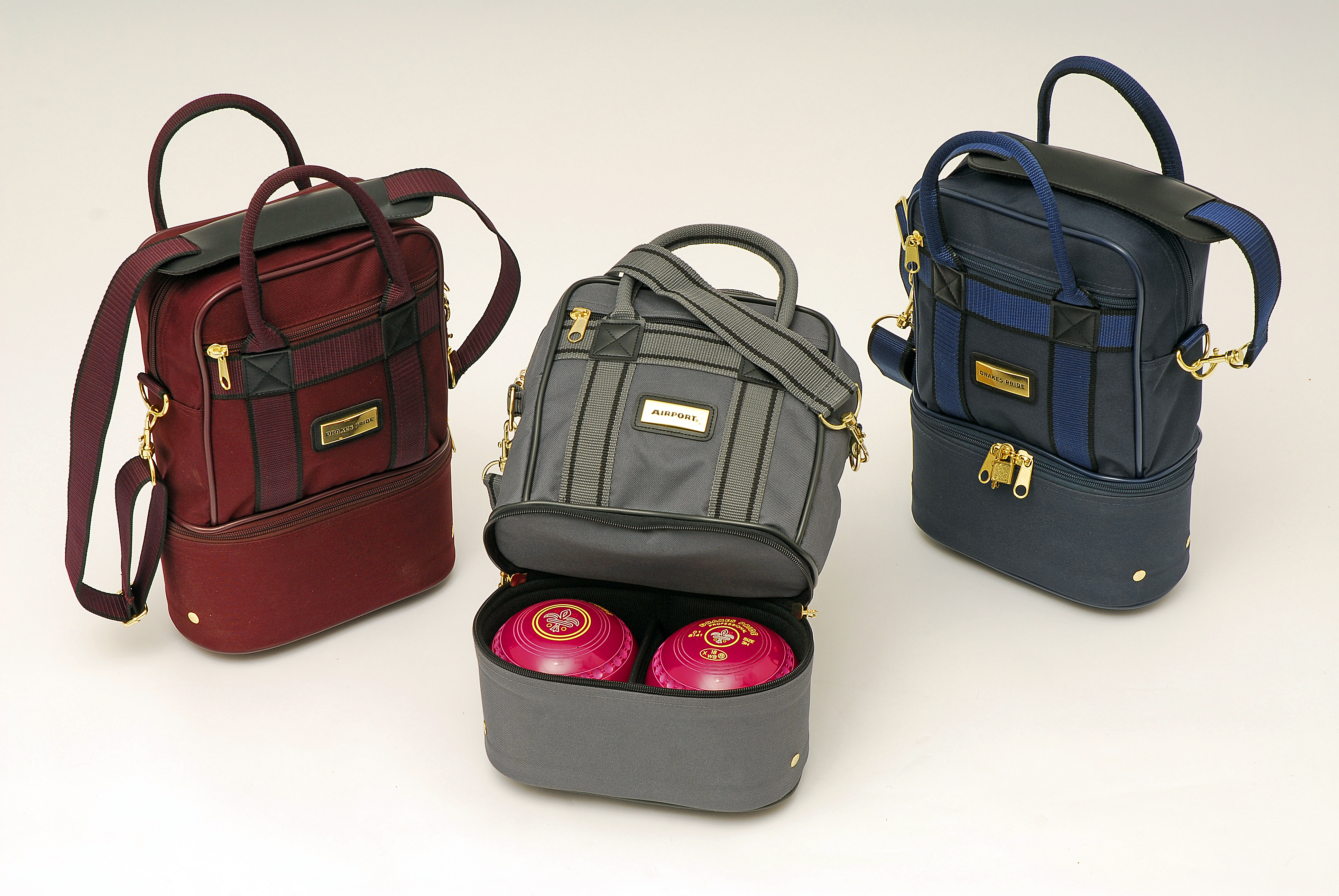 4e4f8a49a9d8 See Bigger Picture. Taylor 4 Bowl Cylinder Bag