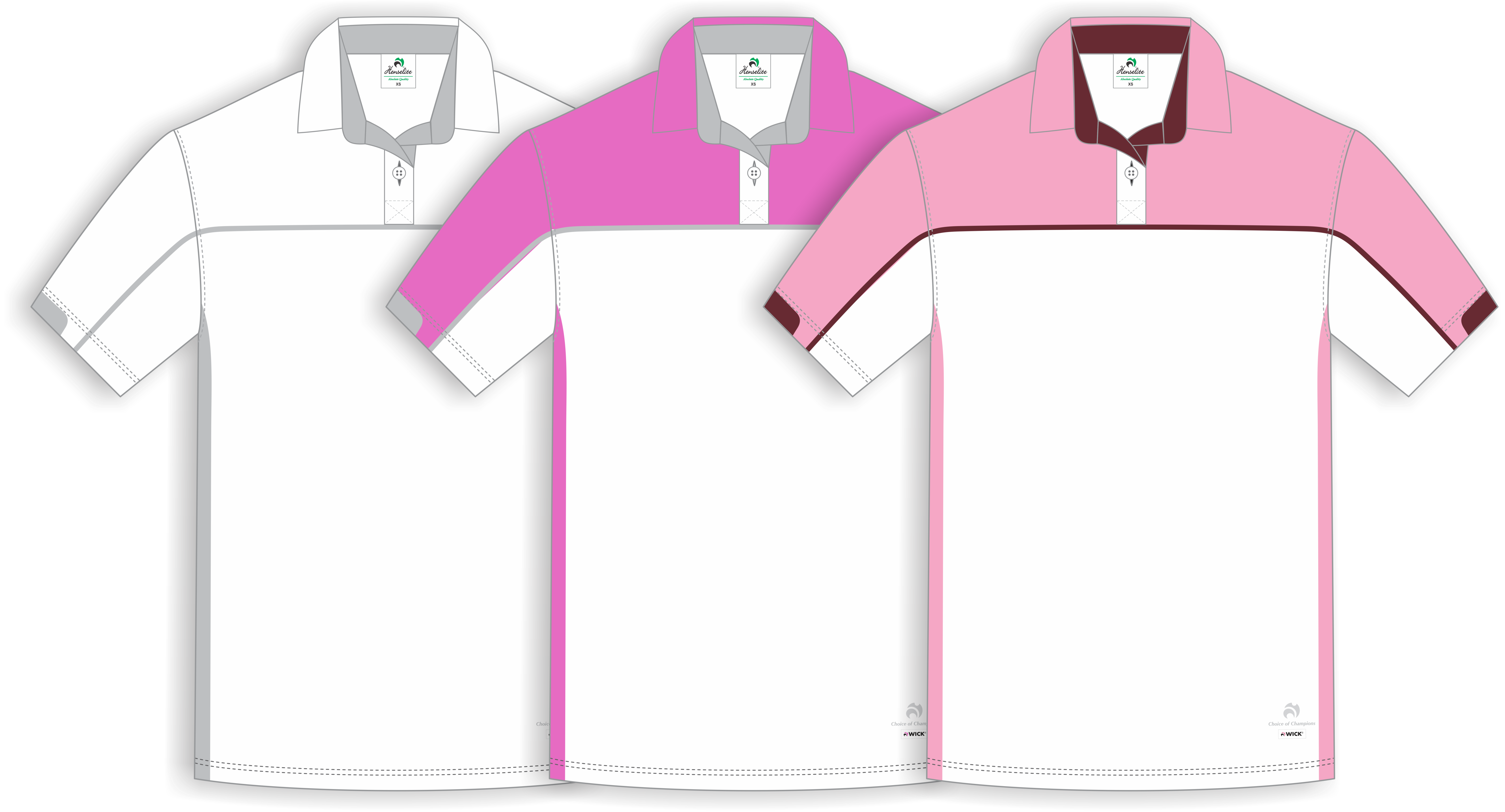 dc80dd78 SEE LARGER IMAGE. Henselite Madrid Collection Unisex Polo Shirt ...
